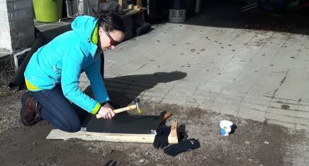 Kohti talvivaellusta – Itse tehty keitinlaatikko ja merinovillakerrasto