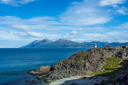 Ihmeellinen Pohjois-Norja – Retkeilijäntaivas