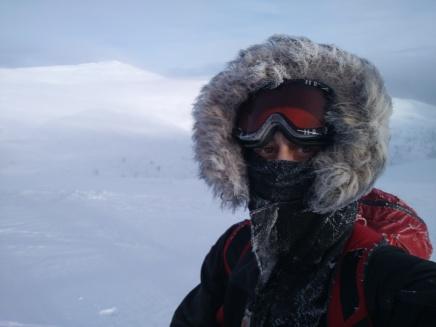 Kolme hienointa asiaa talvivaeltamisesta