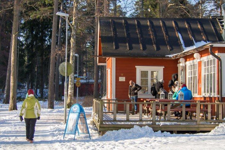 Kallahden Villa Ullas